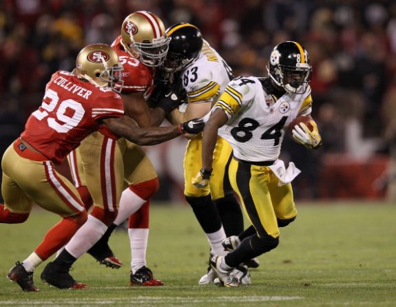 Pittsburgh Steelers v San Francisco 49ers