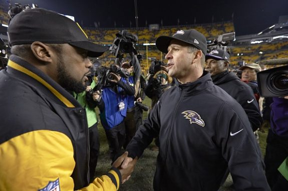 Pittsburgh Steelers vs Baltimore Ravens, 2015 AFC Wild Card Playoffs
