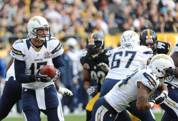 San Diego Chargers v Pittsburgh Steelers