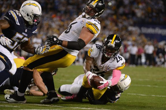 Steelers Pull Out Miracle Win at the Buzzer; Top Chargers 24-20 in San Diego