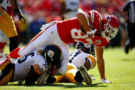 Chiefs Vs Steelers NFL Week Four Capsule