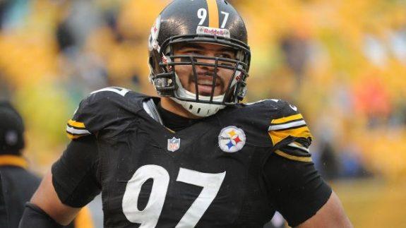 Defensive-lineman-Cameron-Heyward-Steelers