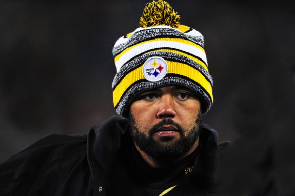 Mike Adams Season Over After Steelers Don't Activate Him From PUP List