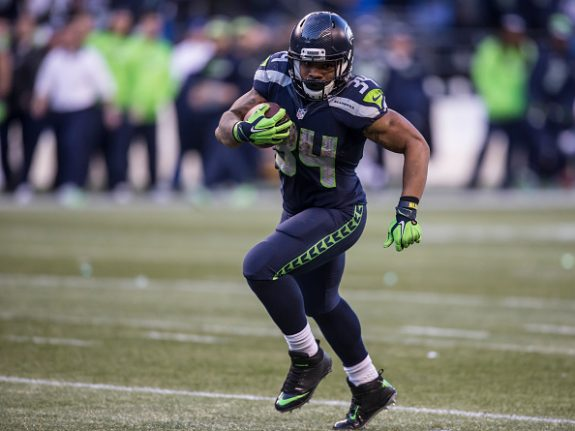 "The Steelers are Faced With Trying to Stop Seahawks ""Beast Mode"" Running Attack"