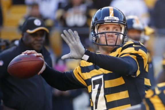 Could Ben Roethlisberger Miss Just One Game Following Knee Surgery?