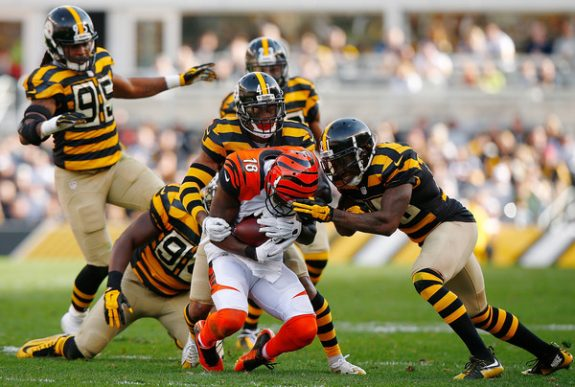 Cincinnati+Bengals+v+Pittsburgh+Steelers+2015