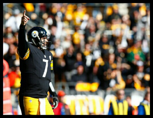 Roethlisberger named AFC Offensive Player of the Week