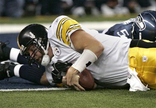 Roethlisberger vs Seahawks