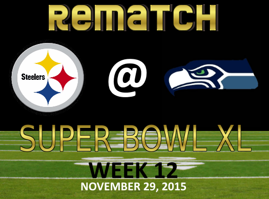seahawks vs steelers rematch 2015