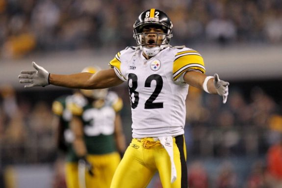 Former Steelers WR Antwaan Randle El Says He Wishes He Wouldn't Have Played Football