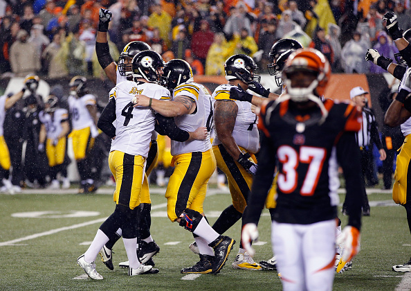 Steelers Gab 2016 Week 2 NFL Preview – Cincinnati at Pittsburgh