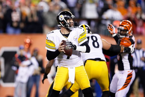 Roethlisberger Questionable, Williams Out for Playoff Game in Denver