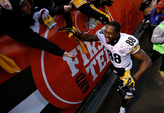 Top 10 Favorite Memories of the 2015 Steelers Season