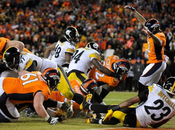 Failure to Finish: Steelers Fall Short in Tough 23-16 Loss to Broncos in AFC Divisional Playoffs