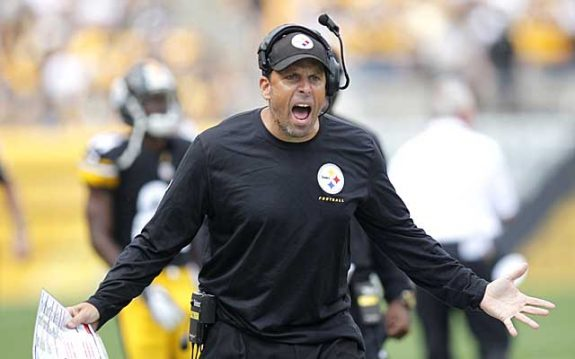 Todd Haley Isn't Going Anywhere as Steelers OC – And That's a Good Thing