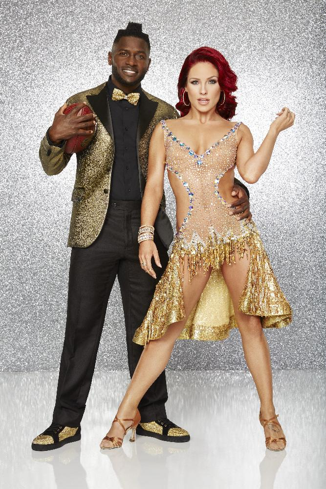 Sharna dancing with the stars 2016