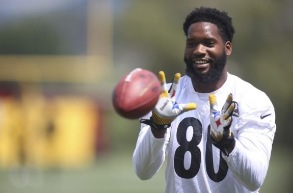 Steelers TE Ladarius Green Finally to Get on the Practice Field