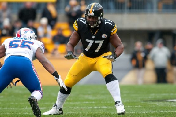 Steelers OL Marcus Gilbert Gives Team Cap Space with Restructured Deal