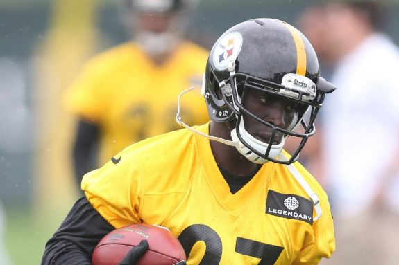Report: Steelers CB Senquez Golson to Miss Three Months with Lisfranc Injury