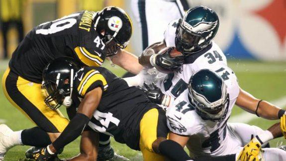 Steelers Eagles