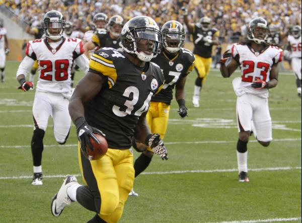 Steelers Falcons 2011
