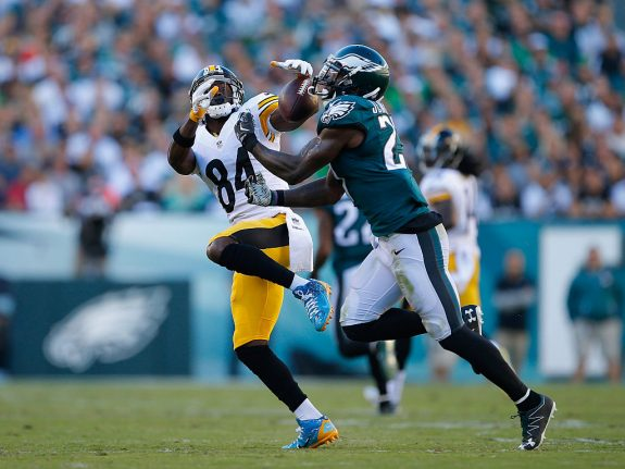 First Half Thoughts as the Steelers Trail the Eagles 13-3 in Philadelphia