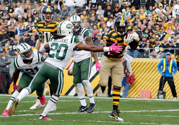 Steelers Pull Away; Top the Jets 31-13 to Move to 4-1 on the Season and Lead the AFC North