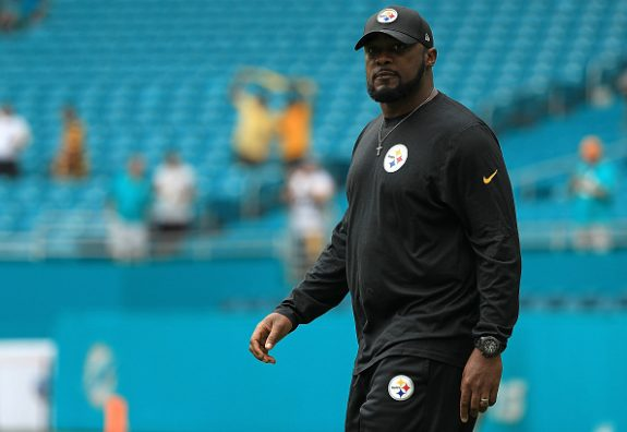 First Half Thoughts From the Steelers 16-8 Disaster in Miami