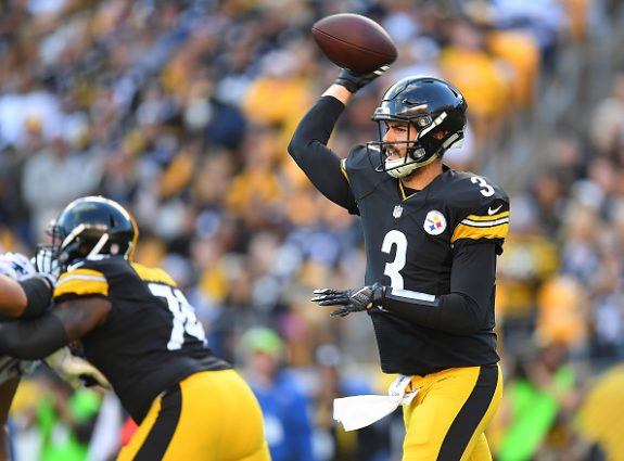 First Half Thoughts From the Steelers Trailing the Patriots 14-10 at Heinz Field