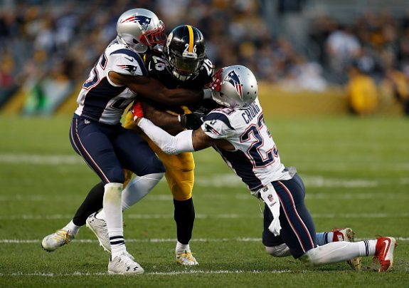 Mistakes Too Much to Overcome as Steelers Drop Second Straight 27-16 to Patriots