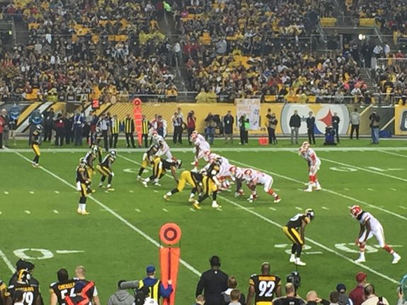Steelers Focused; Slam Chiefs 43-14 to Move to 3-1