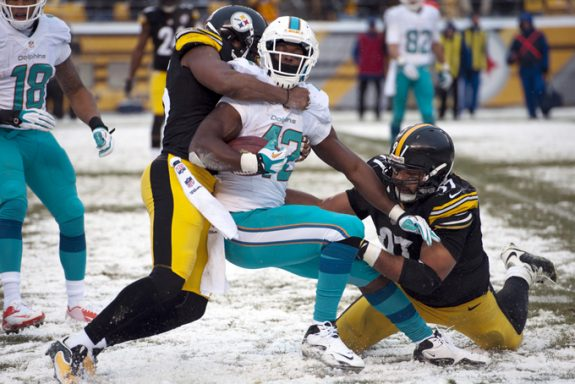Steelers Dolphins