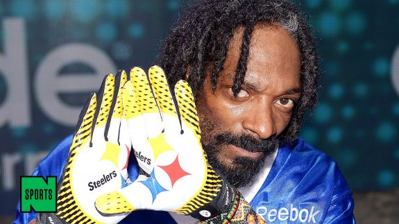 Huge Steeler Supporter Snoop Dogg Tells TMZ He Thinks the Steelers Will Pound the Pats Sunday