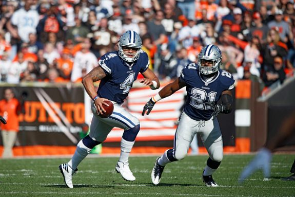 Dallas Cowboys v Cleveland Browns