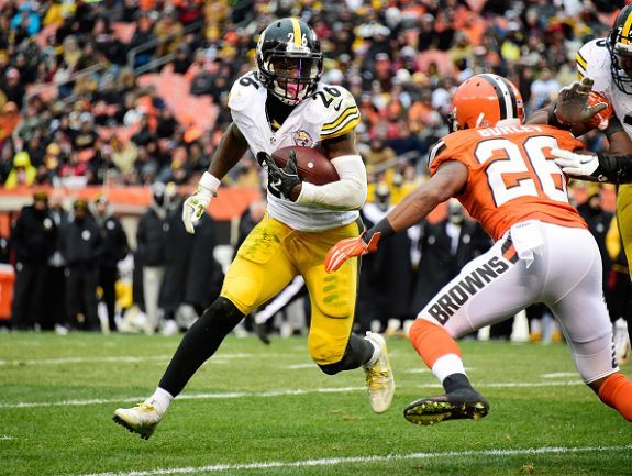 Steelers Don't Make It Easy; But Break Losing Streak in 24-9 Win Over Cleveland