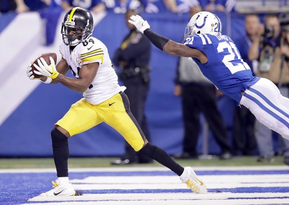 Steelers Stuff Backup QB Tolzien and Colts 28-7 for First Thanksgiving Win Since 1950