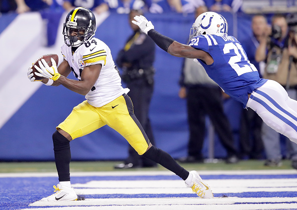Is Antonio Brown Really on the Trade Block? Steelers Say Not a Chance