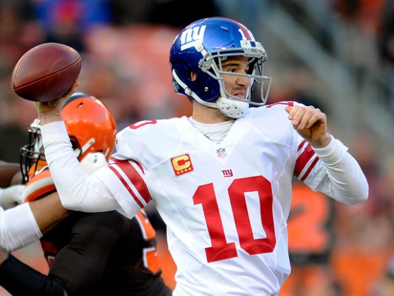 Steelers Have Had Success Against Peyton Manning's Little Brother Eli