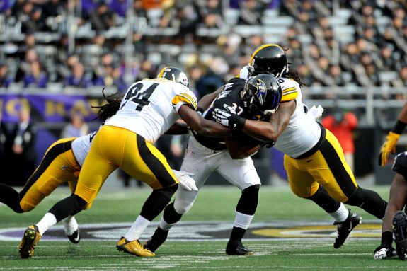 Steelers Gab 2016 Week 16 NFL Preview – Baltimore at Pittsburgh