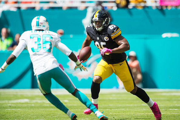 Steelers Resign Tight End Xavier Grimble to One-Year Deal