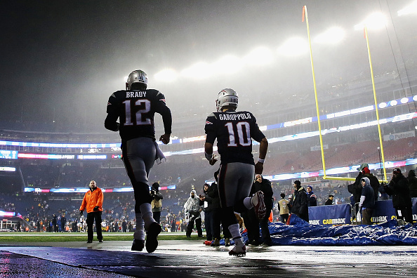 4e628c608be Steelers at Patriots AFC Championship Game Inactives
