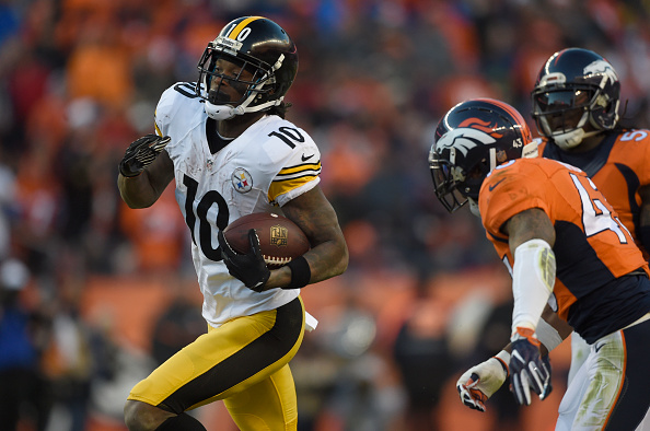 WR Martavis Bryant Closer to Getting Back on the Playing Field for the Steelers?