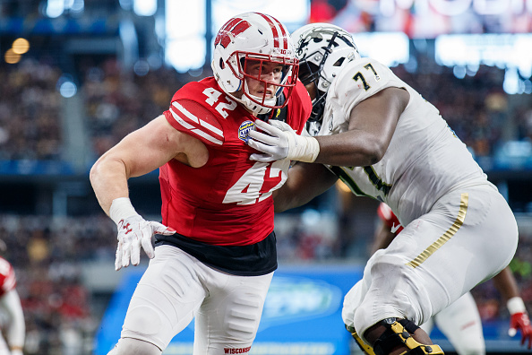 Steelers Go Back to the OLB Tree; Select T.J. Watt with the 30th Pick in the NFL Draft