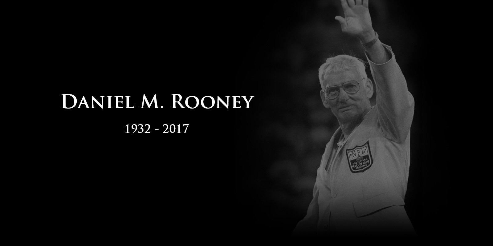 Steelers Longtime Owner Dan Rooney Passes Away