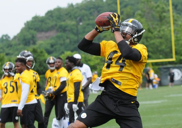 Steelers Release Four Players Including CB Al-Hajj Shabazz and WR Canaan Severin
