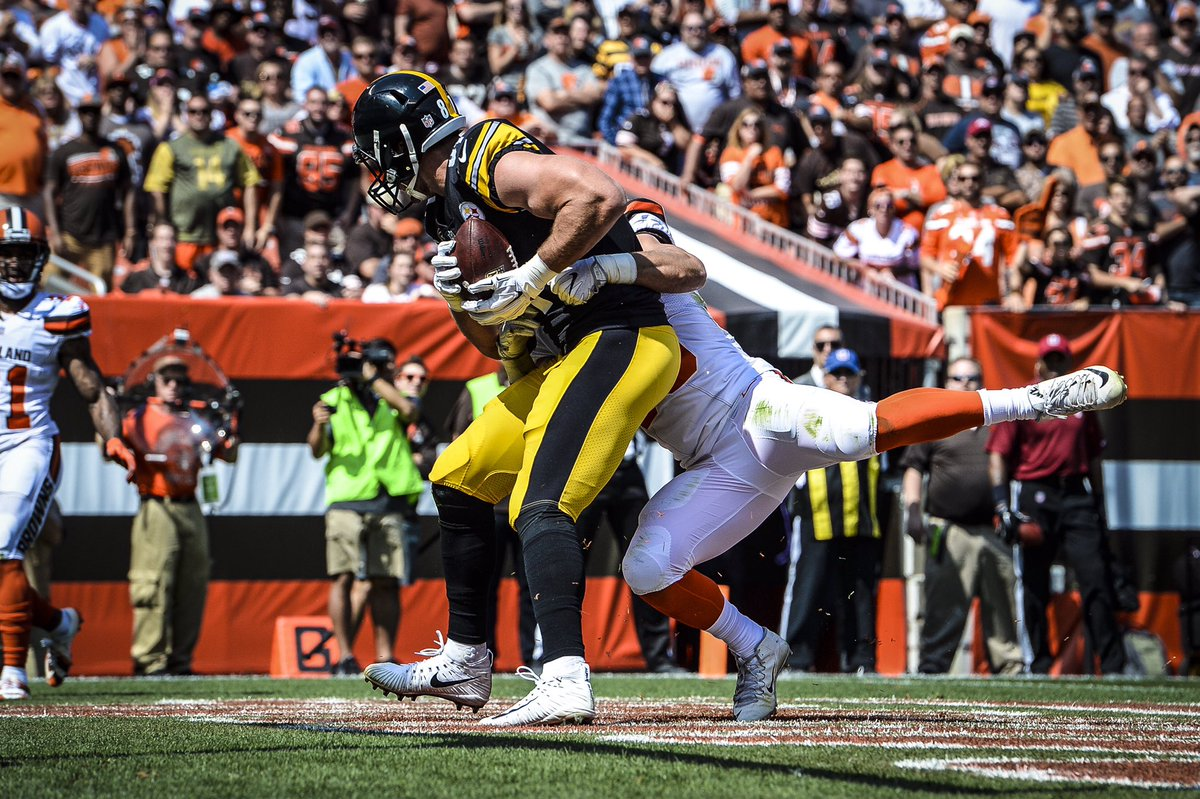 Steelers TE Jesse James Set to Ink with the Detroit Lions