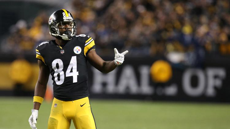 Sounding Like the Pittsburgh Steelers Want WR Antonio Brown